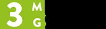Kerékpáros kiegészítők egyedi választéka – 3MG Design Store Logo